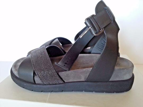 Brunello Cucinelli Black Sandals Image 5
