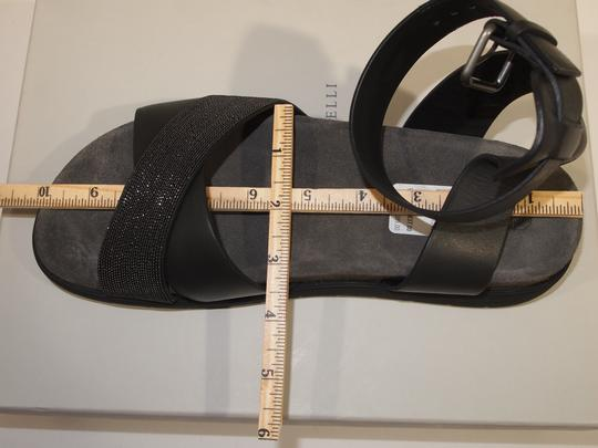 Brunello Cucinelli Black Sandals Image 7