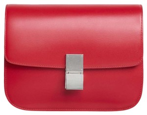 Céline Box Classic Box Shoulder Bag