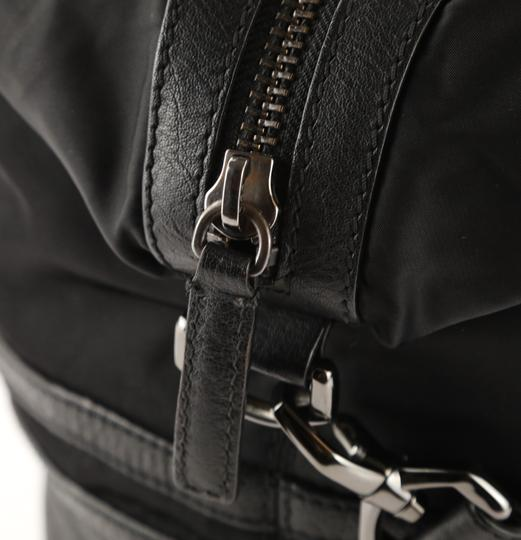 Givenchy Nightingale Leather Satchel in black Image 6