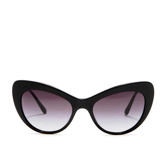 Dolce&Gabbana Cat Eye Crystal Pave Image 3
