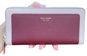 Kate Spade Kate Spade Margaux Slim Leather Continental Wallet