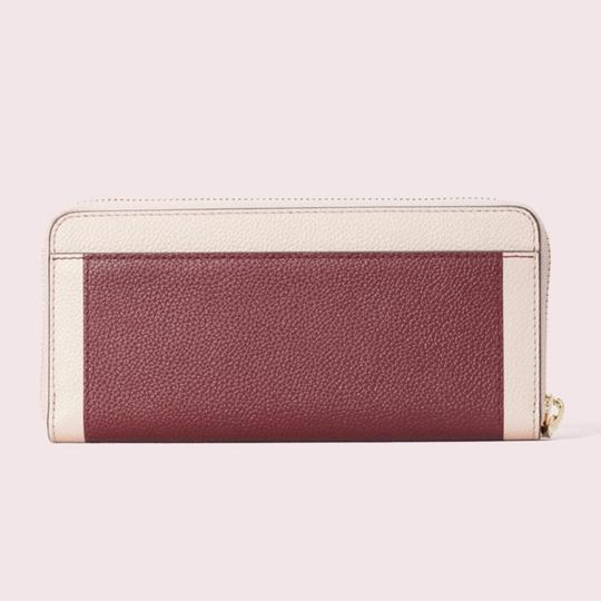 Kate Spade Kate Spade Margaux Slim Leather Continental Wallet Image 5