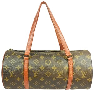 Louis Vuitton Speedy Doctor Purse Duffle Travel Vintage Rare Initial Logo Purse Handbag Gift Logo Satchel in Brown