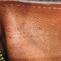 Louis Vuitton Speedy Doctor Purse Duffle Travel Vintage Rare Initial Logo Purse Handbag Gift Logo Satchel in Brown Image 3
