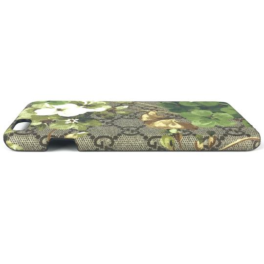 Gucci NEW GUCCI 428995 GG Supreme Blooms iPhone 6 Plus Phone Cover Image 6