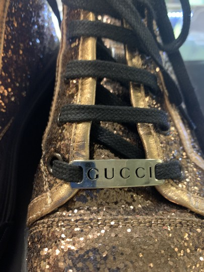 Gucci Black/gold Athletic Image 10