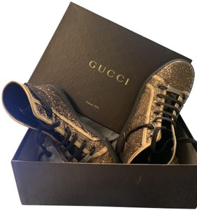 Gucci Black/gold Athletic
