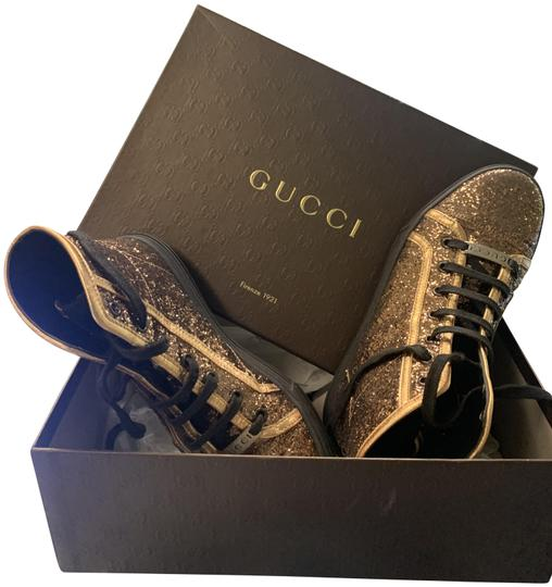 Gucci Black/gold Athletic Image 0