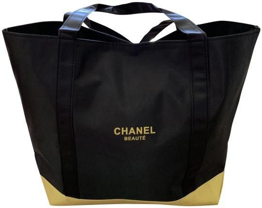 Chanel Beaute Brand New Tote/Chanel No. 5-FULL SIZE BOTTLE-And Other Beauty Products Image 1
