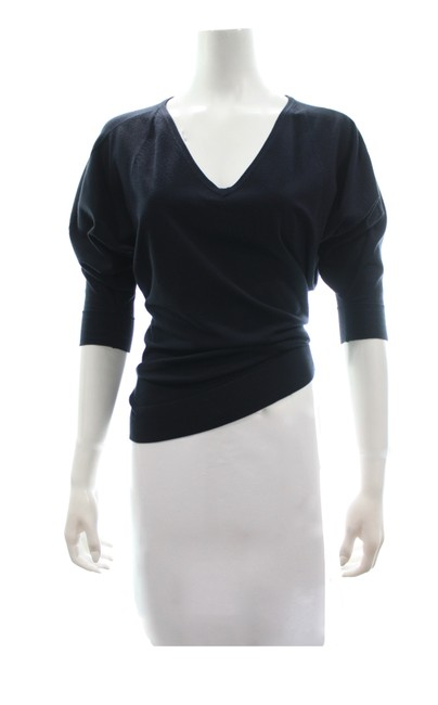 Theory Top navy blue Image 3