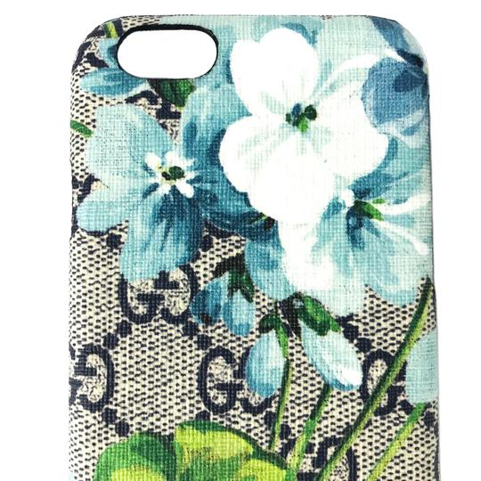 Gucci NEW GUCCI 428994 GG Supreme Blooms iPhone 6 Phone Image 10