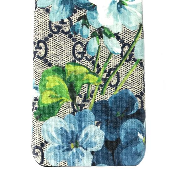 Gucci NEW GUCCI 428994 GG Supreme Blooms iPhone 6 Phone Image 11