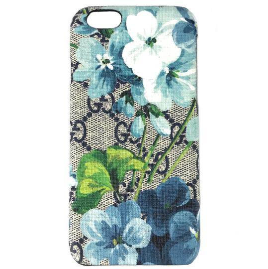 Gucci NEW GUCCI 428994 GG Supreme Blooms iPhone 6 Phone Image 9