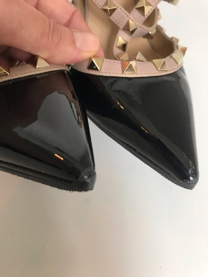 Valentino black and Tan Pumps Image 4