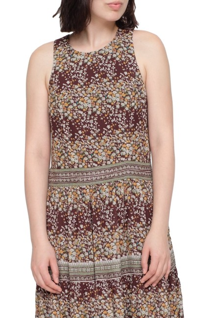 Brown/Multi Maxi Dress by Sea Image 4