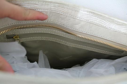 Brahmin Tote in Light Gold Image 11