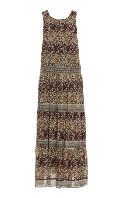 Brown/Multi Maxi Dress by Sea Image 1