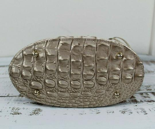Brahmin Satchel in Sugar Cane Image 10