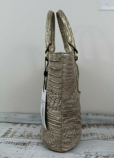 Brahmin Satchel in Sugar Cane Image 8