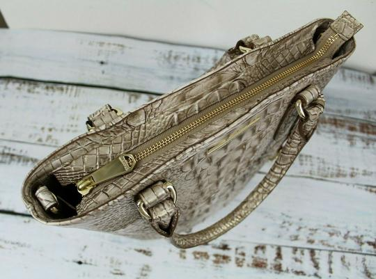 Brahmin Satchel in Sugar Cane Image 9