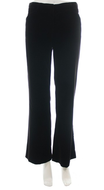 Preload https://img-static.tradesy.com/item/25834157/theory-black-stretchy-velvet-pants-size-0-xs-25-0-0-650-650.jpg