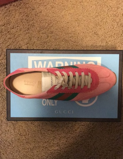 Gucci pink Athletic Image 1