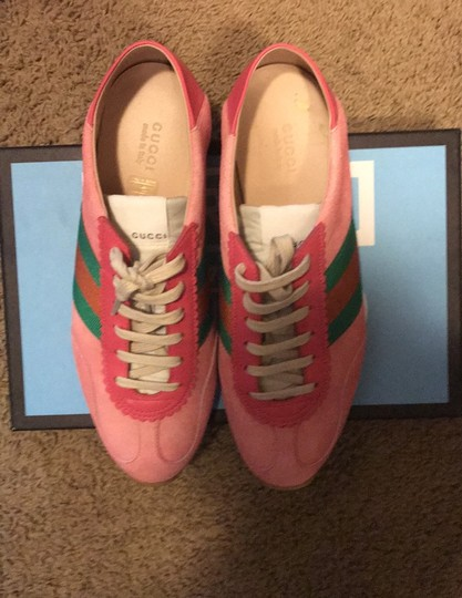 Gucci pink Athletic Image 3
