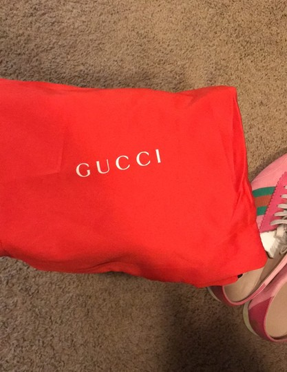 Gucci pink Athletic Image 6