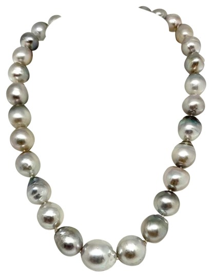 Preload https://img-static.tradesy.com/item/25834221/grey-fine-tahitian-pearl-143mm-ladys-14kt-certified-9750-917185-necklace-0-24-540-540.jpg
