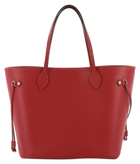 Preload https://img-static.tradesy.com/item/25834230/louis-vuitton-neverfull-mm-red-leather-tote-0-1-540-540.jpg