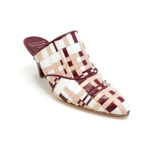 Laurence Dacade Nude / Oxblood Mules