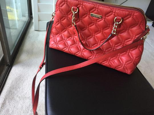 Kate Spade Leather Bold Shoulder Bag Image 1