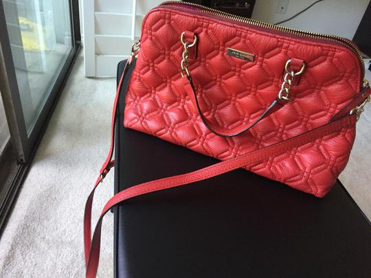 Kate Spade Leather Bold Shoulder Bag Image 2