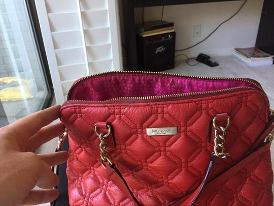 Kate Spade Leather Bold Shoulder Bag Image 3