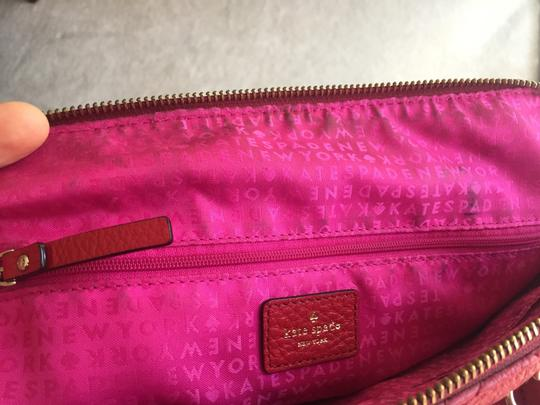 Kate Spade Leather Bold Shoulder Bag Image 5