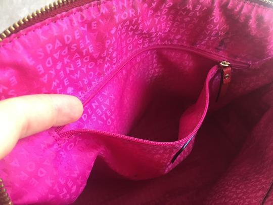 Kate Spade Leather Bold Shoulder Bag Image 6