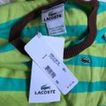 Lacoste T Shirt green and blue Image 5