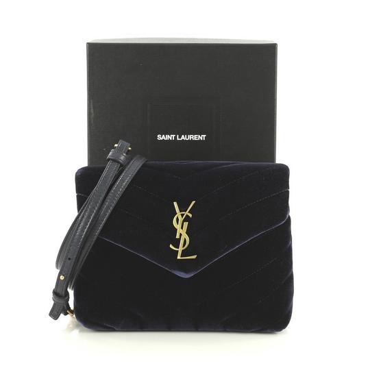 Saint Laurent Loulou Matelasse Shoulder Bag Image 1