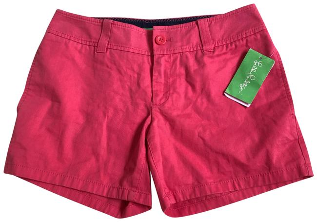 Preload https://img-static.tradesy.com/item/25834292/lilly-pulitzer-pink-coral-preppy-solid-shorts-size-0-xs-25-0-1-650-650.jpg