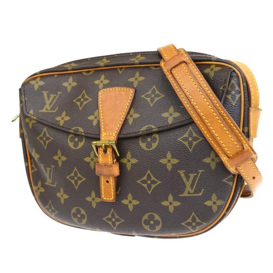 Preload https://img-static.tradesy.com/item/25834333/louis-vuitton-jeune-fille-mm-brown-monogram-leather-shoulder-bag-0-0-540-540.jpg
