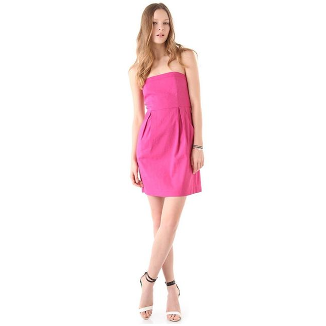 Theory short dress pink on Tradesy Image 1