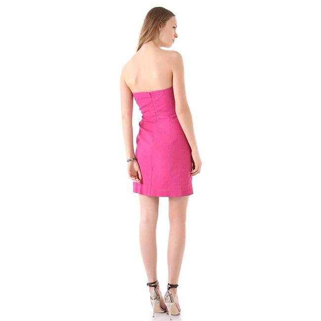 Theory short dress pink on Tradesy Image 2