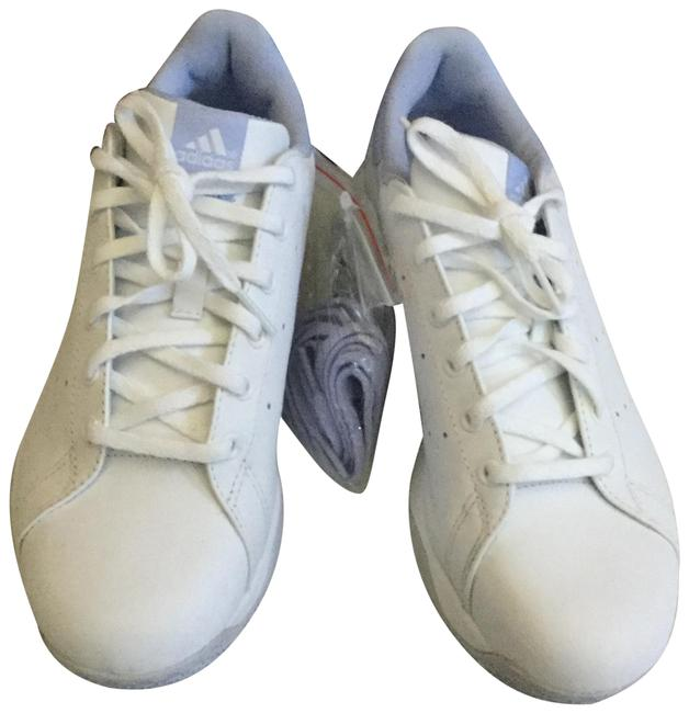 adidas White Stanzonia At 737307 Golf Sneakers Size US 6.5 Regular (M, B) adidas White Stanzonia At 737307 Golf Sneakers Size US 6.5 Regular (M, B) Image 1