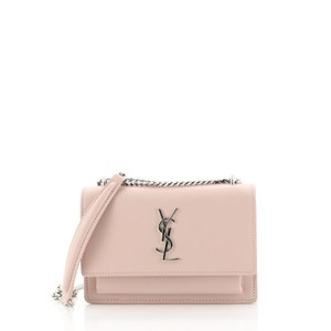 Saint Laurent Sunset Chain Wallet Shoulder Bag