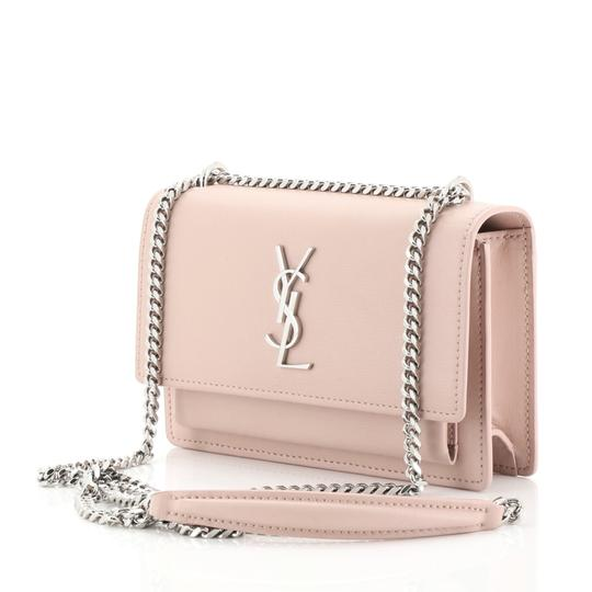 Saint Laurent Sunset Chain Wallet Shoulder Bag Image 2