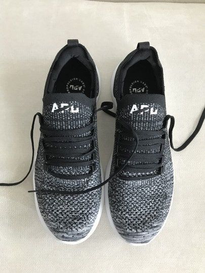 Athletic Propulsion Labs Black/White Athletic Image 2