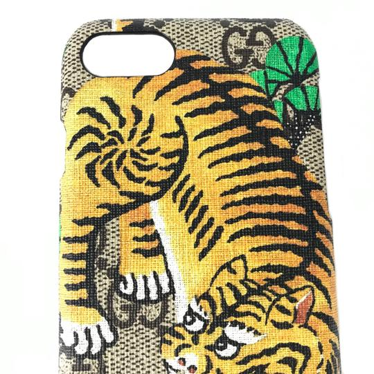 Gucci NEW GUCCI GG Supreme Bengal iPhone 6 Phone Cover Image 1