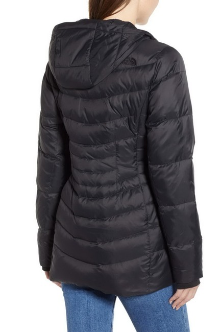 The North Face 550 Fill Winter Down Parka Coat Image 1