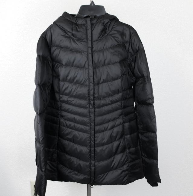 The North Face 550 Fill Winter Down Parka Coat Image 2